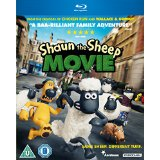 Shaun The Sheep Movie cover