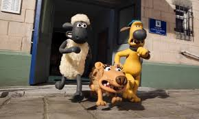 Shaun The Sheep Movie escape