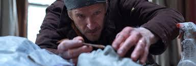 The Haunting Alec sculpting