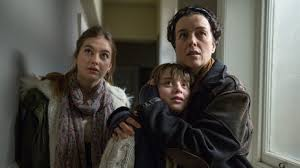The Haunting Meg and the kids