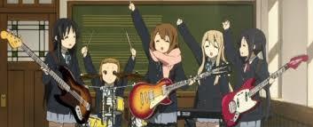 K-On practice room