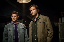 Supernatural Sam and Dean