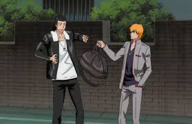 Bleach 16 1 good samaritan