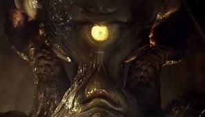 Contamination alien cyclops