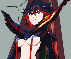 Kill la kill Senketsu Ryuko
