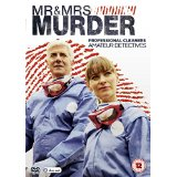 Mr and Mrs Murder cover