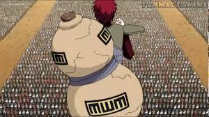 Naruto 21 Gaara and the troops