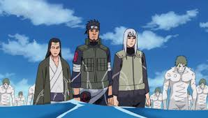 Naruto 21 army of the undead