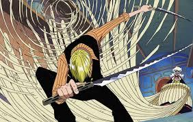 One Piece 11 Sanji