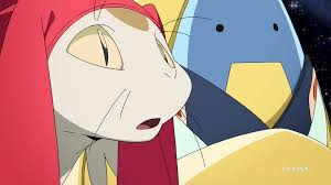 Space Dandy 2 Miow and QT