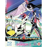 Space Dandy 2 cover