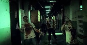 Zombie Fight Club we're coming
