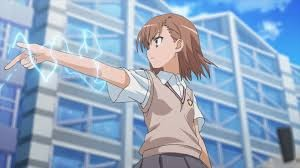 Certain Magical Index Misaka