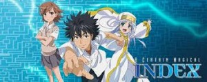 Certain Magical Index banner