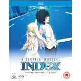 Certain Magical Index cover