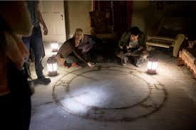 Demonic floor seal