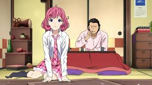 Noragami Kofuku and Daikoku