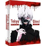 Tokyo Ghoul cover