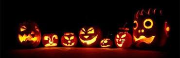 Halloween finish