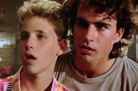 The Lost Boys Sam and Michael