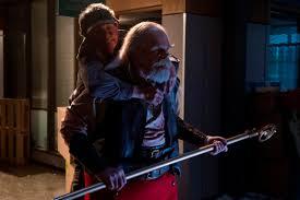 Christmas Horror Santa Claus