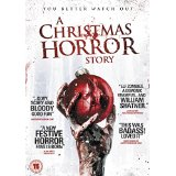 Christmas Horror cover