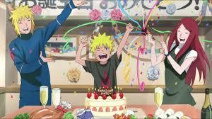 Road to Ninja Naruto family