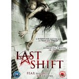 Last Shift cover