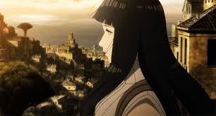 Naruto the last movie hinata