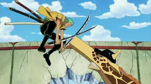 One Piece 12 Kakau and Zoro