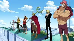 One Piece 12 ready for action