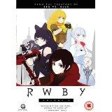 RWBY 2 cover