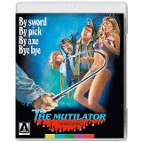The Mutilator cover