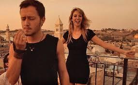 JeruZalem Kevin and Rachel
