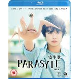 Parasyte 1 cover