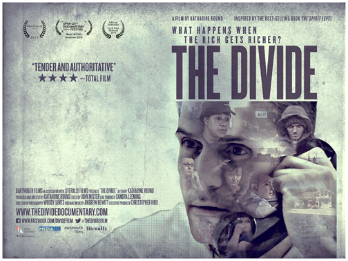 tdivede poster