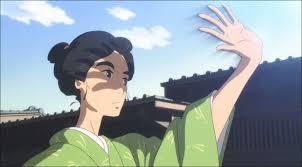 Miss Hokusai O-Ei