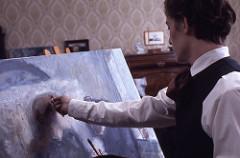 Edvard Munch painting