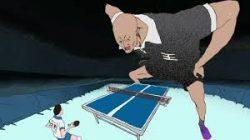 Ping Pong looming
